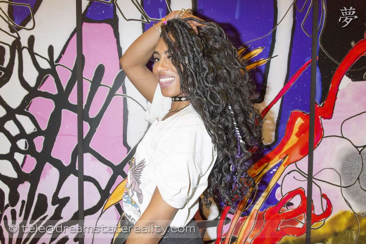 BohoLocs Hair Shoot with Louise in London